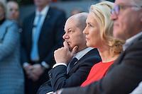 29 JAN 2016, BERLIN/GERMANY:<br /> Olaf Scholz, SPD, 1. Buergermeister Hamburg, Vorstellung von Martin Schulz als Kanzlerkandidat der SPD zur Bundestagswahl, nach der Nominierung durch den SPD-Parteivorstand, Willy-Brandt-Haus<br /> IMAGE: 20170129-01-050
