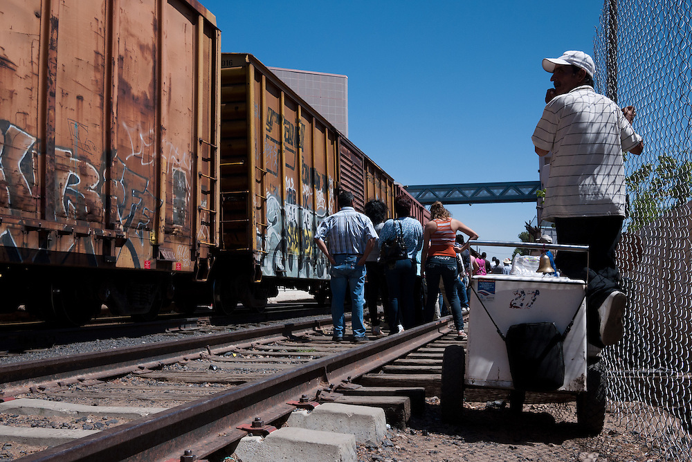 Life on the border city of Nogales