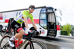 Tadej POGACAR of UAE TEAM EMIRATES in green jersery during 3rd Stage of 27th Tour of Slovenia 2021 cycling race between Brezice and Krsko (165,8 km), on June 11, 2021 in Slovenia. Photo by Matic Klansek Velej / Sportida