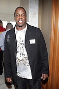Dwight Gooden at the Maxwell Press conference announcing his first new album in eight years, ' BLACKsummers'night,'  held at The Sony Club on April 28, 2009 in New York City
