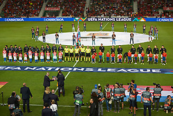 September 11, 2018 - Elche, U.S. - ELCHE, SPAIN - SEPTEMBER 11: General view before the UEFA Nations League A Group four match between Spain and Croatia on September 11, 2018, at Estadio Manuel Martinez Valero in Elche, Spain. (Photo by Carlos Sanchez Martinez/Icon Sportswire) (Credit Image: © Carlos Sanchez Martinez/Icon SMI via ZUMA Press)