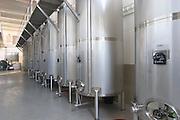 stainless steel tanks adega cooperativa de borba alentejo portugal
