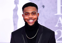 Ramz attending the Brit Awards 2019 at the O2 Arena, London.