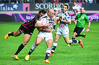 Sergio PARISSE / Yoann HUGET - 24.04.2015 - Stade Francais / Stade Toulousain - 23eme journee de Top 14<br />