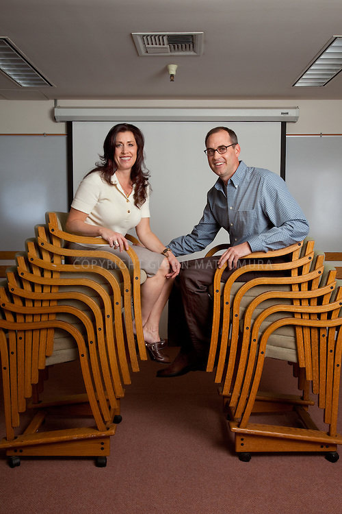 BJ Fogg and Linda Phillips teach a Facebook for Parents class at Stanford. BJ is a Stanford professor and leads the Persuasive Technology Lab.