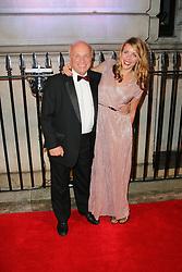 © Licensed to London News Pictures. 08/10/2013, UK. Greg Dyke, BFI Gala charity dinner, 8 Northumberland Avenue, London UK, 08 October 2013. Photo credit : Richard Goldschmidt/Piqtured/LNP