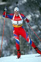 Biathlon, 02. december 2004, World Cup, Beitostolen,    Joe Brooks , GRB