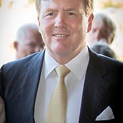 NLD/Scheveningen/20180630 - Koning bij Award Diner Volvo Ocean Race, Koning Willem Alexander