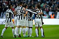 Antonio Conte Juventus<br /> Calcio Juventus vs Atalanta<br /> Serie A - Torino 16/12/2012 Juventus Stadium <br /> Football Calcio 2012/2013<br /> Foto Federico Tardito Insidefoto