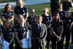 Miro Cerar during reception of Slovenian Olympic Team at Vila Podroznik when they came back from Rio de Janeiro after Summer Olympic games 2016, on August 26, 2016 in Ljubljana, Slovenia. Photo by Matic Klansek Velej / Sportida