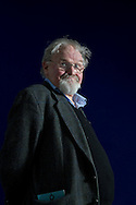 Legendary Scottish literary figure and author Alasdair Gray, pictured at the Edinburgh International Book Festival where he talked about his latest work. The three-week event is the world's biggest literary festival and is held during the annual Edinburgh Festival. The 2012 event featured talks and presentations by more than 500 authors from around the world.