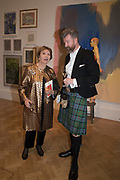 JOAN BAKEWELL, GARY WATERSTON, 2019 Royal Academy Annual dinner, Piccadilly, London.  3 June 2019