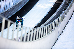 Tilen Bartol (SLO) during the 1st Round of the Ski Flying Hill Individual Competition at Day 2 of FIS Ski Jumping World Cup Final 2019, on March 22, 2019 in Planica, Slovenia.  Photo by Matic Ritonja / Sportida