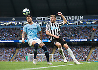 Football - 2018 / 2019 Premier League - Manchester City vs. Newcastle United<br /> <br /> Kyle Walker of Manchester City  at The Etihad.<br /> <br /> COLORSPORT