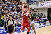DESCRIZIONE : Campionato 2014/15 Dinamo Banco di Sardegna Sassari - Openjobmetis Varese<br /> GIOCATORE : Kristjan Kangur<br /> CATEGORIA : Tiro Tre Punti Three Points<br /> SQUADRA : Openjobmetis Varese<br /> EVENTO : LegaBasket Serie A Beko 2014/2015<br /> GARA : Dinamo Banco di Sardegna Sassari - Openjobmetis Varese<br /> DATA : 19/04/2015<br /> SPORT : Pallacanestro <br /> AUTORE : Agenzia Ciamillo-Castoria/L.Canu<br /> Predefinita :