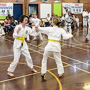 White Belt, Yellow Tip, Yellow Belt