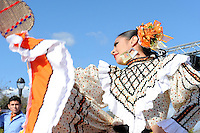 Dancers from Tonatiuh perform at Sunday's annual Caminos Del Arte Day of The Dead Festival in Closter Park in Salinas.