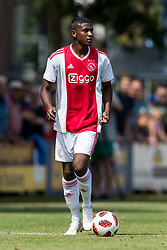 Luis Orejuela of Ajax during the friendly match between Ajax Amsterdam and FC Nordsjaelland  on July 7, 2018 at Sportpark Putter Eng in Putten, The Netherlands