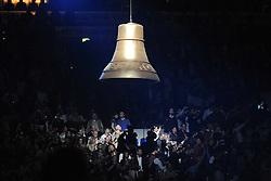 29.05.2010, AufSchalke VELTINS-Arena, Gelsenkirchen, WM WBC, Vitali Klitschko vs. Albert Sosnowski, im Bild Feature die Glocke von Vitali Klitschko vor dem Einmarsch. EXPA Pictures © 2010, PhotoCredit: EXPA/ nph/  Witke / SPORTIDA PHOTO AGENCY