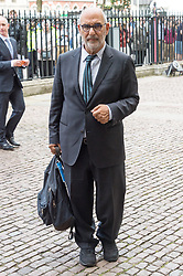 © Licensed to London News Pictures. 07/06/2017.  London, UK. ALAN YENTOB attends the Memorial Service of RONNIE CORBETT at Westminster Abbey. The entertainer, comedian, actor, writer, and broadcaster was best known for his long association with Ronnie Barker in the BBC television comedy sketch show The Two Ronnies. Photo credit: Ray Tang/LNP