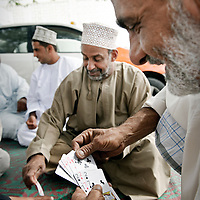 Muttrah,  Sultanate of Oman 02 April 2009<br />