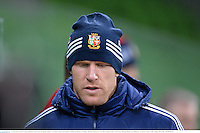 24 June 2013; Paul O'Connell, British & Irish Lions, during the captain's run ahead of their match against Melbourne Rebels on Tuesday. British & Irish Lions Tour 2013, Captain's Run, AAMI Park, Olympic Boulevard, Melbourne, Australia. Picture credit: Stephen McCarthy / SPORTSFILE