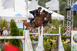 Alvarez Moya Sergio, ESP, Jet Run<br /> Grand Prix Rolex powered by Audi <br /> CSI5* Knokke 2019<br /> © Hippo Foto - Dirk Caremans<br /> Alvarez Moya Sergio, ESP, Jet Run
