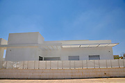 New construction of a self contained house in Omer, Near Beer Sheva, Negev, Israel