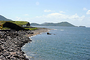 The beach front at Waterville, County Kerry, Ireland.<br /> Picture by Don MacMonagle