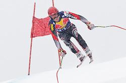 20.01.2011, Hahnenkamm, Kitzbuehel, AUT, FIS World Cup Ski Alpin, Men, Training, im Bild // Natko Zrncic-Dim (CRO) // during the men´s downhill training run at the FIS Alpine skiing World cup in Kitzbuehel, EXPA Pictures © 2011, PhotoCredit: EXPA/ S. Zangrando