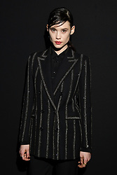 Astrid Berges-Frisbey attends the Saint Laurent show as part of the Paris Fashion Week Womenswear Fall/Winter 2019/2020 on February 26, 2019 in Paris, France. Photo by Laurent Zabulon/ABACAPRESS.COM
