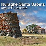 Nuraghe & Church of Santa Sabina, Sardinia - Pictures & Images -