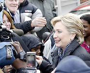 2008 - Hillary Clinton in Dayton Ohio