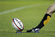 EDF Energy cup match, Newport Gwent Dragons v Newcastle Falcons at Rodney Parade in Newport.