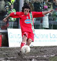 "Mauro German Camoranesi (Juventus)<br />Italian ""Serie B"" 2006-2007<br />26 Jan 2007 (Match Day 21)<br />Spezia-Juventus (1-1)<br />""Alberto Picco"" Stadium-Spezia-Italy<br />Photographer:Jennifer Lorenzini INSIDE"