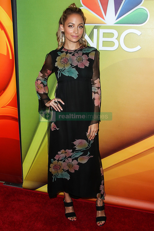 Nicole Richie arrives at the 2017 NBC Summer TCA Press Tour held at The Beverly Hilton Hotel on August 3, 2017 in Beverly Hills, California. 03 Aug 2017 Pictured: Nicole Richie. Photo credit: IPA/MEGA TheMegaAgency.com +1 888 505 6342