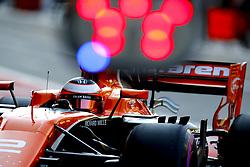 November 25, 2017 - Abu Dhabi, United Arab Emirates - Motorsports: FIA Formula One World Championship 2017, Grand Prix of Abu Dhabi, ..#2 Stoffel Vandoorne (BEL, McLaren Honda) (Credit Image: © Hoch Zwei via ZUMA Wire)