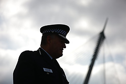 © Licensed to London News Pictures. 27/05/2021. Manchester, UK. The new Chief Constable of Greater Manchester Police STEPHEN WATSON is pictured during interview outside GMP's force headquarters in Newton Heath, North Manchester . Photo credit: Joel Goodman/LNP