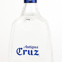 Antigua Cruz Silver -- Image originally appeared in the Tequila Matchmaker: http://tequilamatchmaker.com