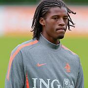 NLD/Katwijk/20110808 - Training Nederlands Elftal voor duel Engeland - Nederland, Georginio Wijnaldum