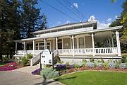 History Park at Kelley Park, San Jose, California, USA
