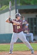 Avon Lake vs Midview varsity high school baseball at The Pipe Yard in Lorain, Ohio on May 25, 2013..© David Richard