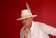 Developer Alan Faena at Faena Sales Center on Miami Beach on Wednesday, July 16, 2014.