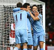 Arsenal v Manchester City 291111