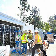 EDF Battery Installation 2019