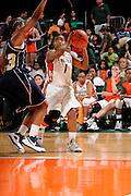 2009 Miami Hurricanes Women's Basketball vs Georgia Tech