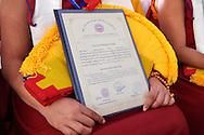 Geshe-ma certificate
