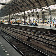 Centraal Station Amsterdam int.