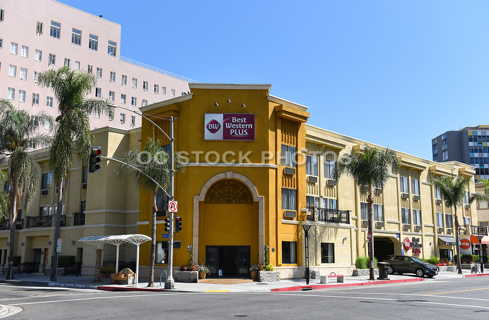 Best Western Plus Hotel In Long Beach