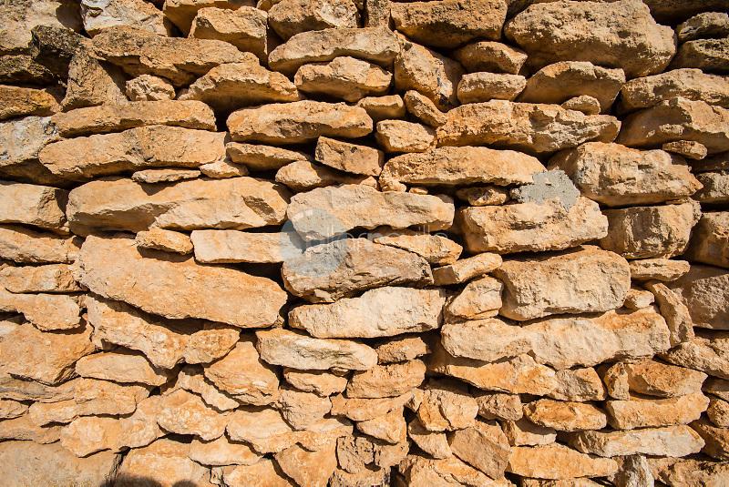 Chozo de piedras cerca del Cuco de los Garganchines. Almansa. Albacete ©ANTONIO REAL HURTADO / PILAR REVILLA